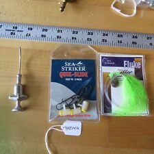 Sea Striker Quick Slide , fluke killer , jig head saltwater   (lot#12146)