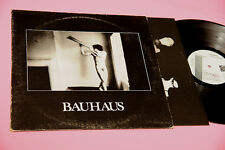 BAUHAUS LP IN THE FLAT FIELD ORIG ITALY 1981 EX+ !!!!!!!!!!!!! TOP RARE