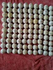 100 Callaway Golf Balls Mixed  Grade B and Practice