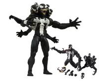 "8"" Marvel Spiderman SELECT Venom Villian Comic Figure PVC Model Toys Fans Gift"