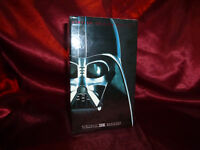 OOP STAR WARS TRILOGY VHS BOX SET *Pre-SPECIAL EDITION* THX Ltd.Darth Vader FOX
