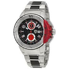 Lamborghini Brake Black Dial Mens Chronograph Watch B-1