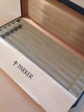 VINTAGE PARKER PEN BOX & GUARANTEE-EXCELLENT CONDITION-BOX ONLY