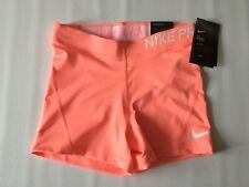 Womens NIKE PRO SERIES Shorts Size Small 889577-827