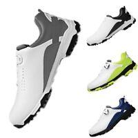 Men's Waterproof Golf Shoes Breathable Lightweight Men Non-Slip Rotating Buckle