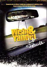 "WISIN & YANDEL - "" LA PELICULA ""- DVD NEW ORIGINAL"