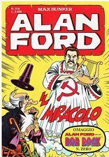 fumetto ALAN FORD Max Bunker numero 319