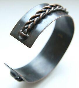 Antiquarian Ornament Cooper Bracelet