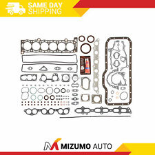 Full Gasket Set Fit 86-93 Toyota Supra Turbo 3.0L 7Mgte