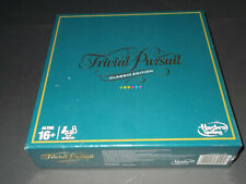 "Trivial Pursuit ""Classic Edition"" / Hasbro 2016 / NEU"