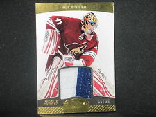 Mike Smith 2012-13 Panini Dominion Jersey Patch (06/25) Phoenix Coyotes #72
