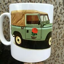 Six Nations Rugby Land Rover mug England Rugby Union Mug NEW