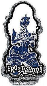 Erosty Go Go Girl Sticker Decal Rockin Jelly Bean R6
