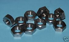 5/16 BSF Stainless Nuts Semi Polished Triumph BSA AJS Vintage Norton Matchless