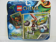 LEGO - Legends of Chima #6 Boulder Bowling Model #70103 - 93 pc set - Age 6-12 Y