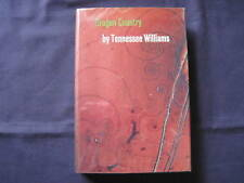 Tennessee Williams Dragon Country FIRST EDITION IN DJ
