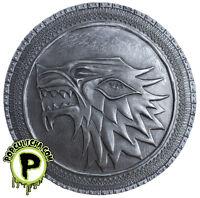 "GAME OF THRONES - Stark Shield 5.5"" Wall Plaque Exclusive (Dark Horse) #NEW"