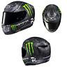 2021 HJC RPHA-11 PRO Cal Crutchlow Replica Black Full Face Motorcycle Helmet