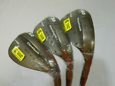 New Cleveland RTX 3 RAW wedge set 52* AW 56* SW 60* LW V-LG Grind wedges Rotex 3