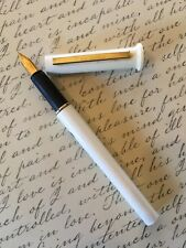 VTG-PIERRE CARDIN FOUNTAIN PEN-MADE IN FRANCE-UNITED PACIFIC LIFE INS.CO. MARKED