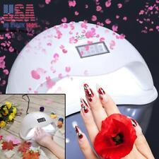 48W Sun5 Professional Led Uv Nail Lamp Led Nail Light Nail Dryer Uv Lamp Us Ship