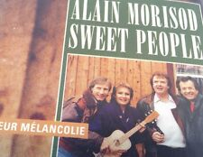 ALAIN MORISOD SWEET PEOPLE Tape Cassette COULEUR MELANCOLIE 1992 KOSX5-215