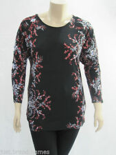 Katies Tunic Polyester Long Sleeve Tops & Blouses for Women