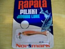 RAPALA PILKKI FIRST MODEL 65CR RED COPPER