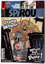 SPIROU n°3465; en très bon état , Green Manor