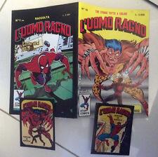 Uomo Ragno star comics n° 16 1988 ottimo stato / edicola con adesivi   7/16