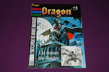 DRAGON MAGAZINE  4 - JDR Jeu de Role - Mars-Avril 1992