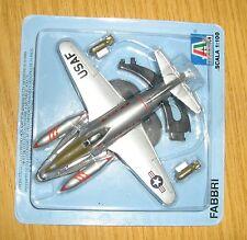 Italeri fabbri 1/100 F-80 ovp