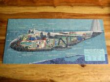 CHAD VALLEY 1924-39 IMPERIAL AIRWAYS EMPIRE FLYING BOAT WOODEN JIGSAW PUZZLE