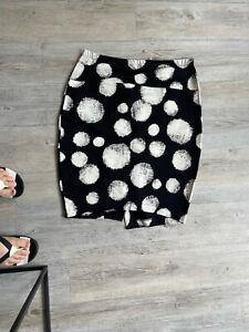 Sweatrock gepunktet, Zeitlos By Luana, Neu, Gr. 4