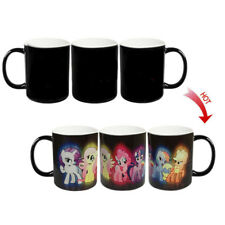 █ My little Pony Hot Water Color Changing Magic Coffee Cup Mug BS029