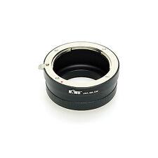 KIWI Fotos KF-8017 Sony Minolta AF Lens Adapter to Sony NEX E Mount Camera