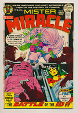 Mister Miracle #8 Vf, Kirby story and art, Dc Comics 1972