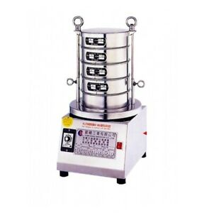 LABORATORY EQUIPMENT - Multi Layer Analytic Sieve Separator Vibrating Screen