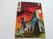 Nick Fury, Agent Of Shield Comic #3 August 1968 Steranko Cover Art Very Good