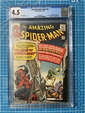 Amazing Spider-Man #18 CGC 4.5 1st appearance of Ned Leeds becomes Hob Goblin