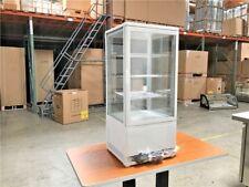 "New 36"" Desk Top Led Display Refrigerator Model Rt-78L Nsf Fridge Cooler"