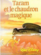TARAM et le chaudron magique // Walt DISNEY // Adaptation Michel Manière