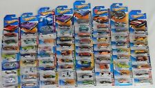 Huge Hot Wheels Diecast Car Lot of 69 Brand New Cars 1990s & 2000s
