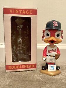 St Louis Cardinals Fredbird Retro Vintage Bobblehead
