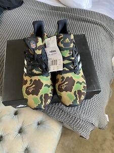 Adidas Ultra Boost Bape Camo size UK 10 US10 1/2 men's trainer brand new