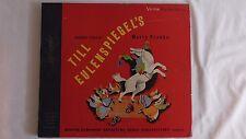 "Strauss ""Till Eulenspiegel's Merry Pranks"" - RCA Victor #DV-1 Red Colored Vinyl"