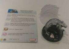 Quicksilver #054 The Uncanny X-Men Marvel Heroclix NM Marvel Heroclix: The
