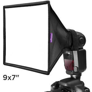 Speedlite Flash Light Diffuser Softbox for Canon Nikon YongNuo by Altura Photo