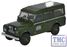 76LAN2006 Oxford Diecast Land Rover Series II LWB Post Office Telephone OO Gauge
