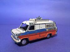 Dinky Toys Ford Transit Van Police Accident Unit No 287 - Meccano Ltd Vintage
